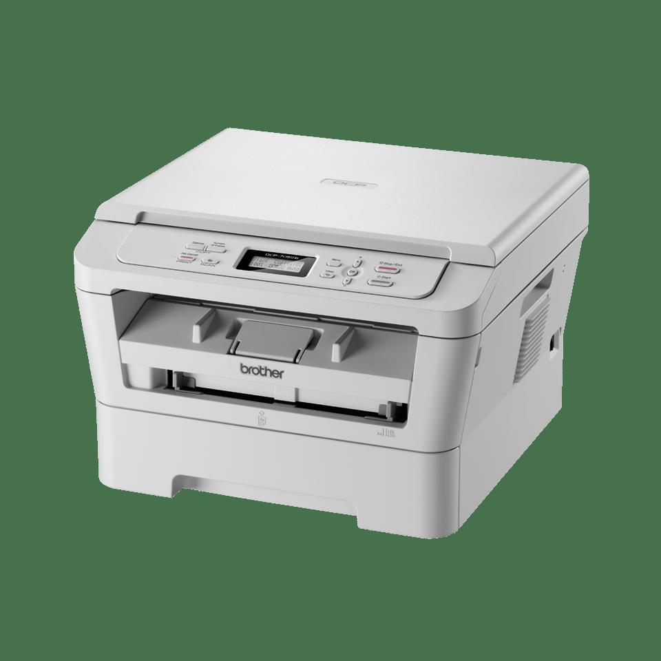 imprimante multifonction laser monochrome compacte brother dcp 7055w. Black Bedroom Furniture Sets. Home Design Ideas