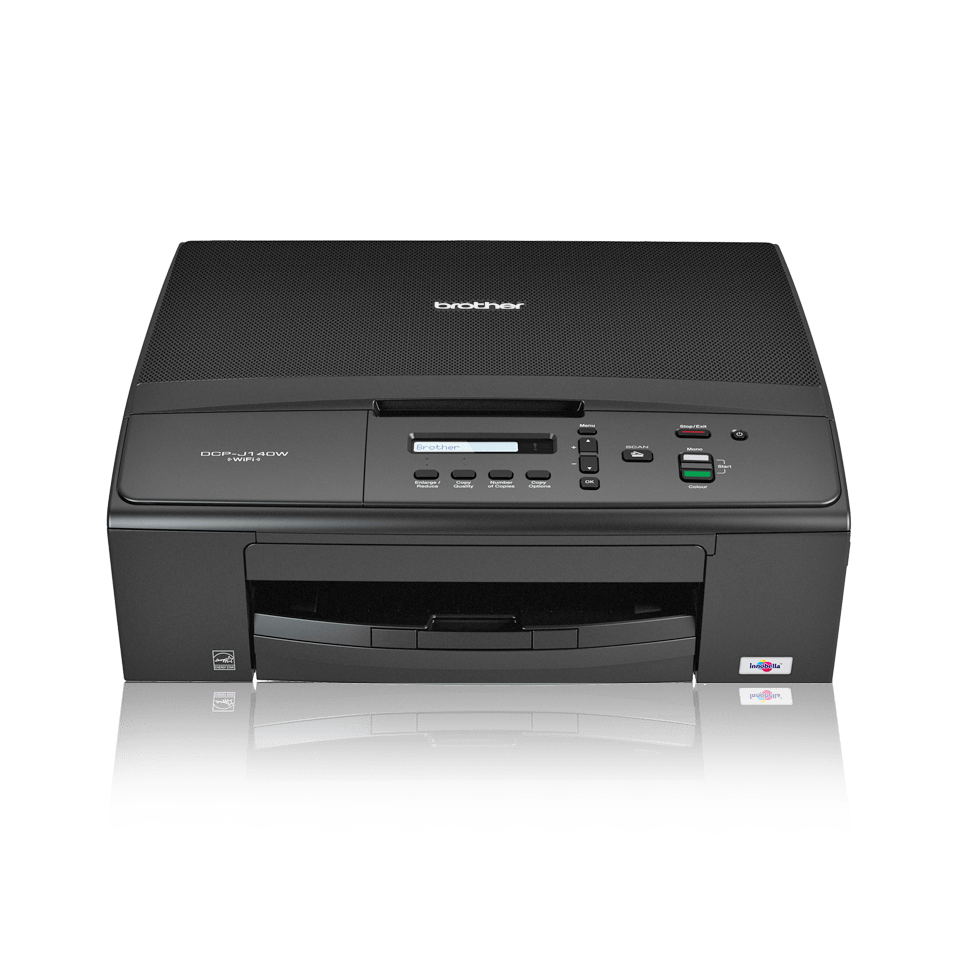 dcp j140w all in one laserdrucker brother. Black Bedroom Furniture Sets. Home Design Ideas