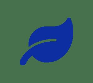 leaf-blue