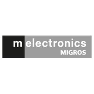 Melectronics Logo