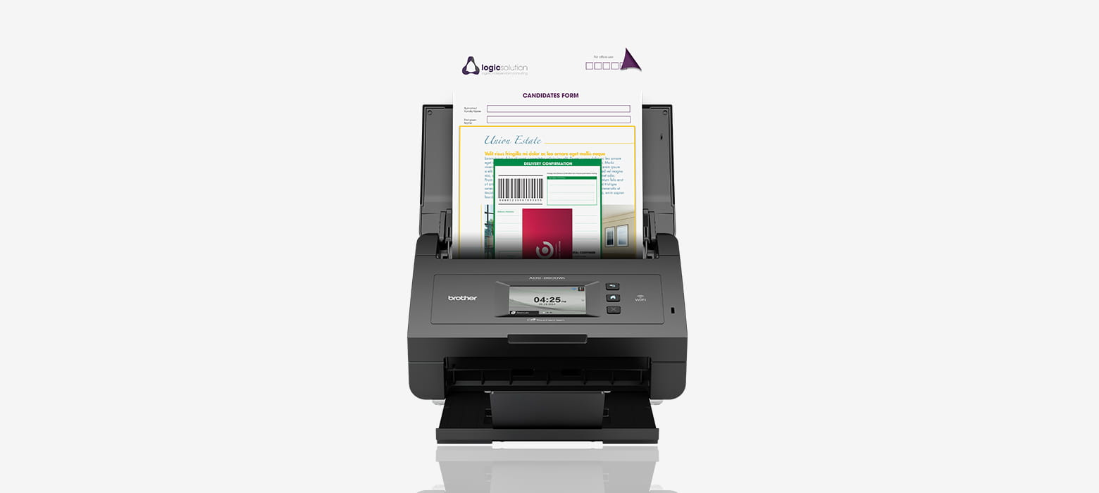 Desktop-Scanner Brother Schweiz