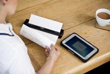 Imprimantes mobiles PJ7 pour le secteur de la santé
