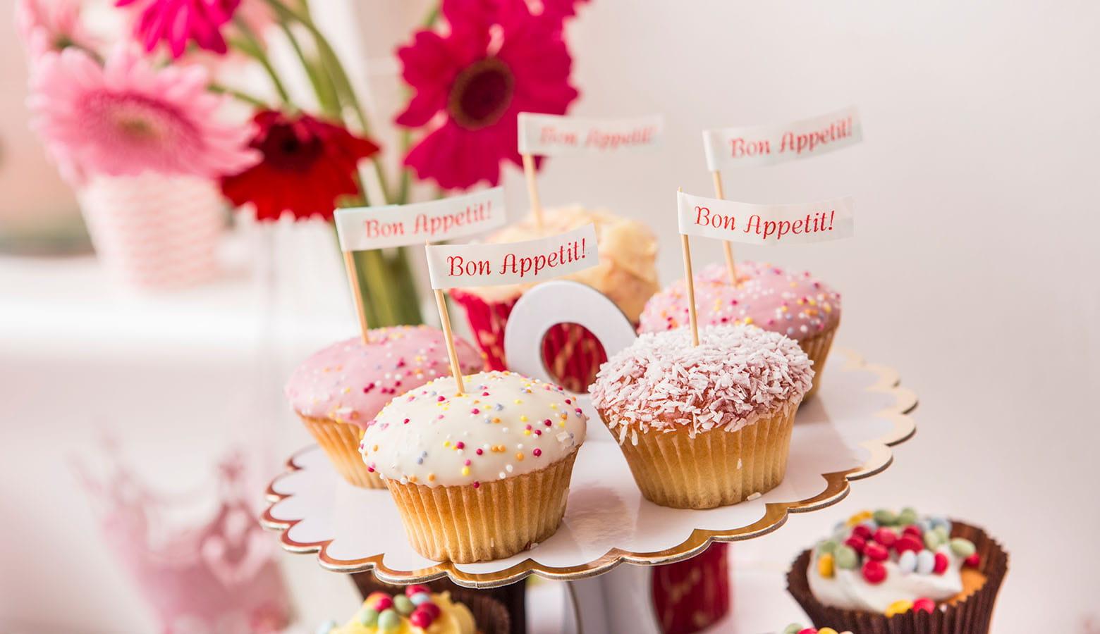 Carousel-Muffins