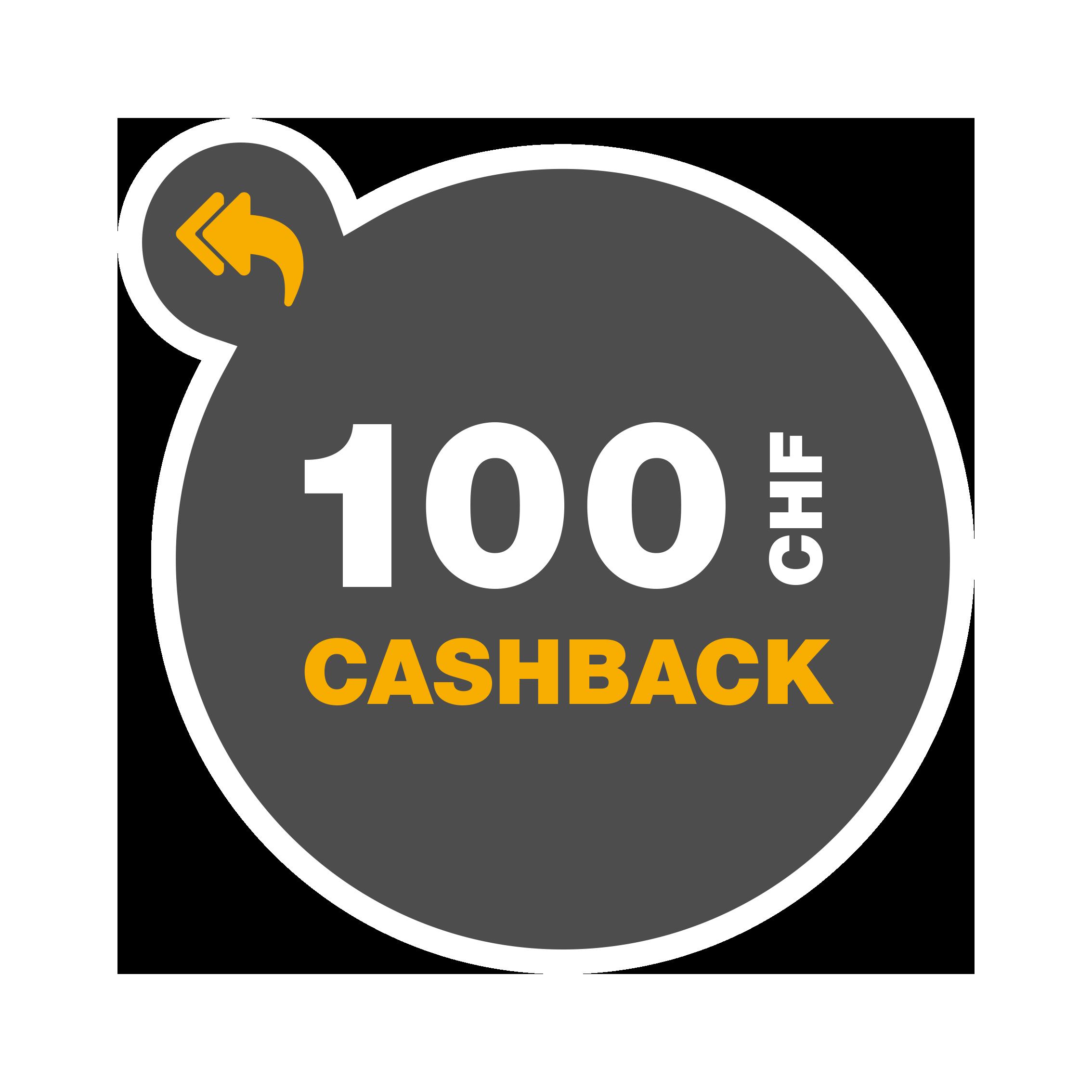 Cashback_CHF100