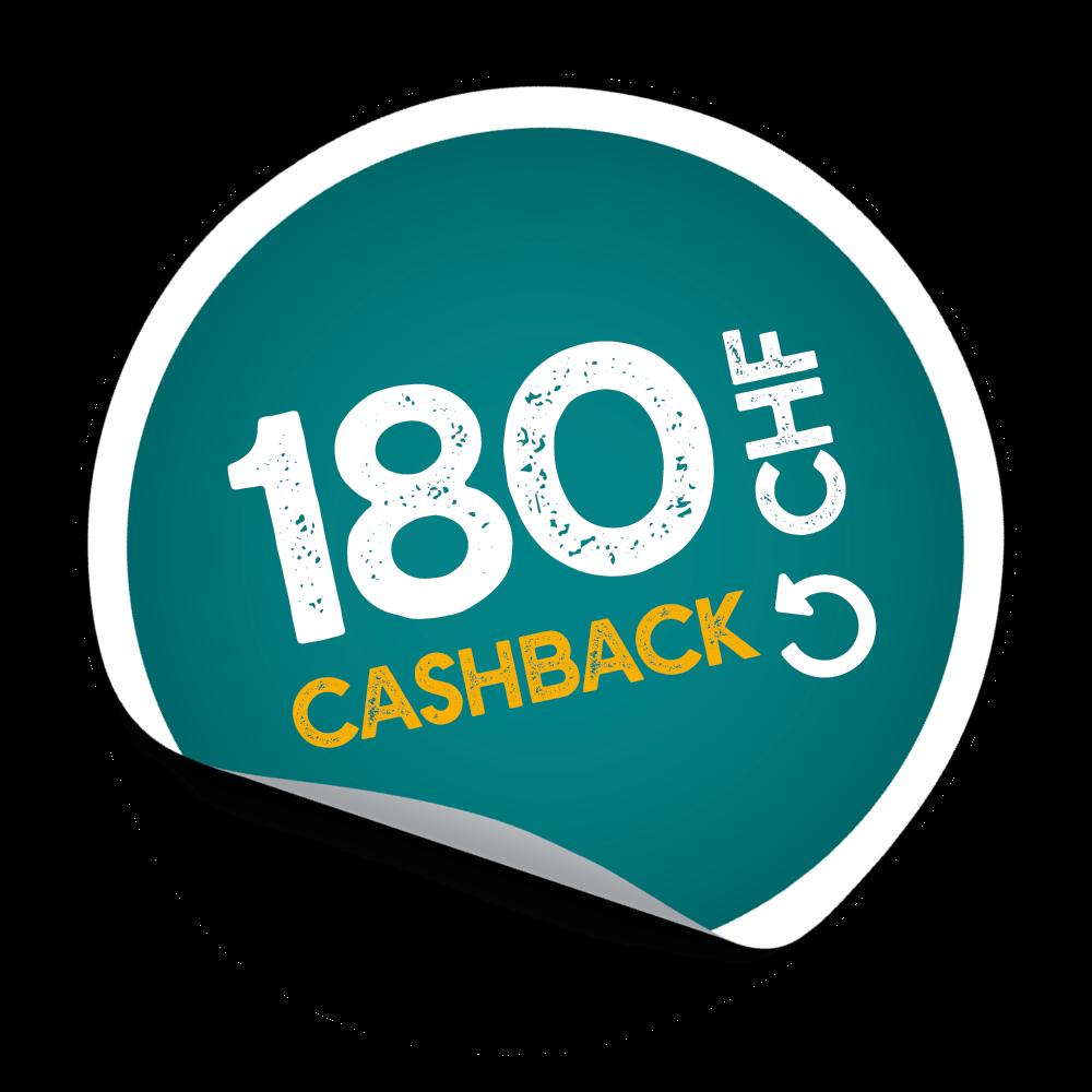 CashBack_Q3_CHF180
