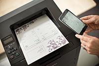 Brother Laserdrucker der Serie5000