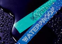 Wasserdichtes laminiertes P-touch-Etikett in der Härteprüfung