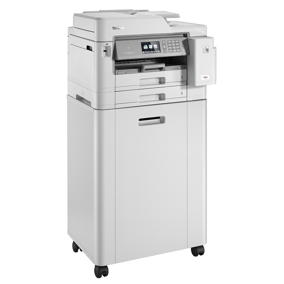 Unterschrank für Brother Inkjet-Drucker 4