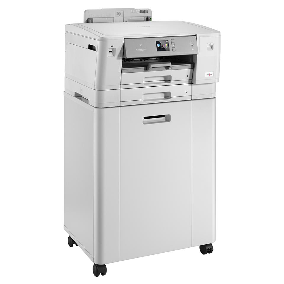 Unterschrank für Brother Inkjet-Drucker 3