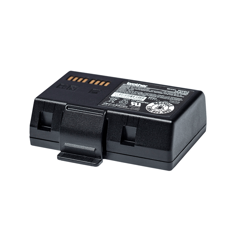 Batterie lithium-ion intelligente Brother PA-BT-010 3