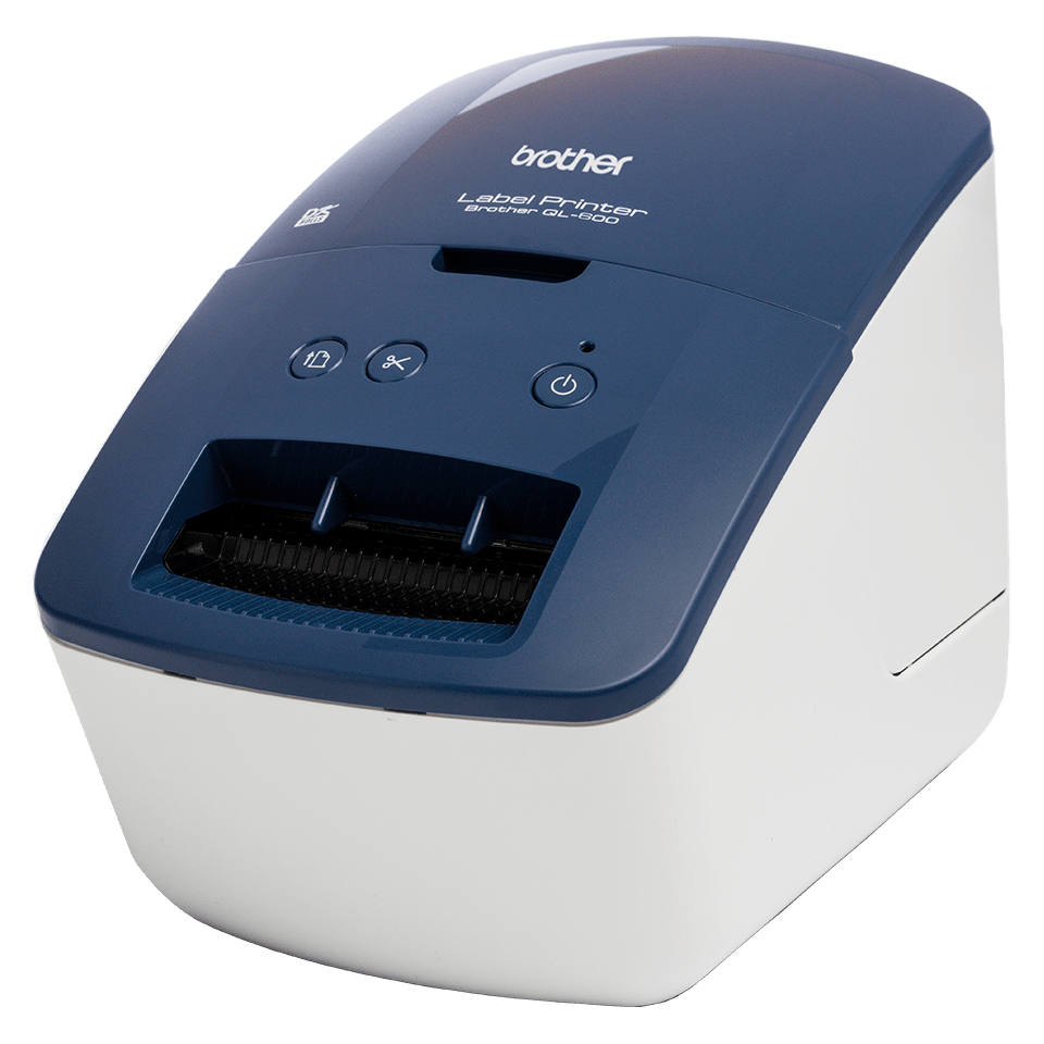 QL-600B Versand- und Adressetikettendrucker 2