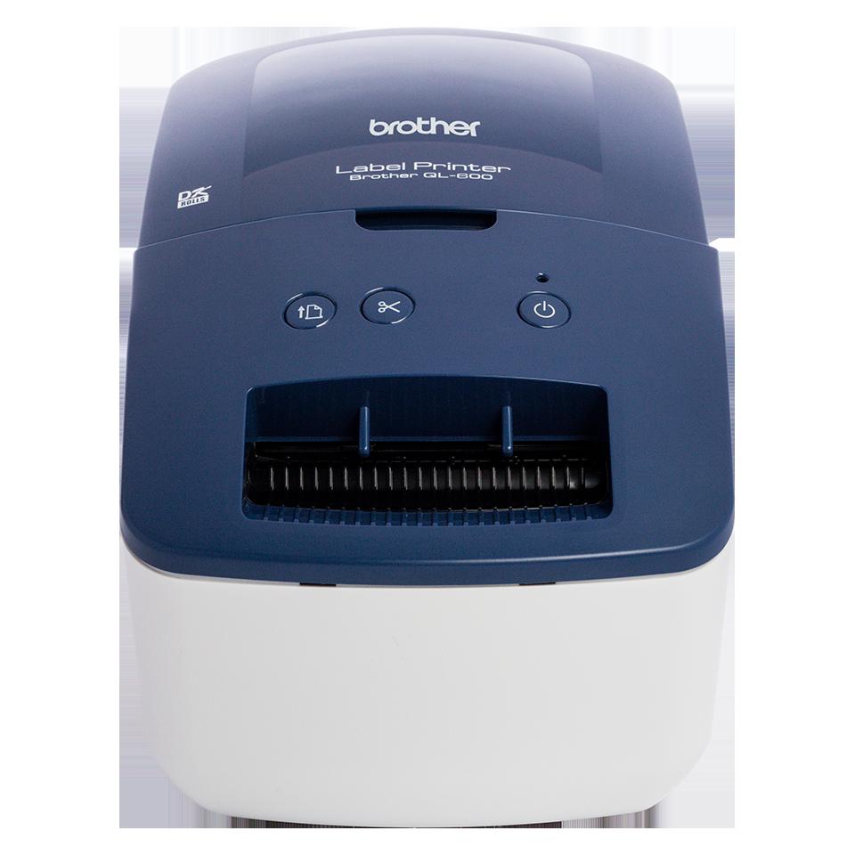 QL-600B Versand- und Adressetikettendrucker