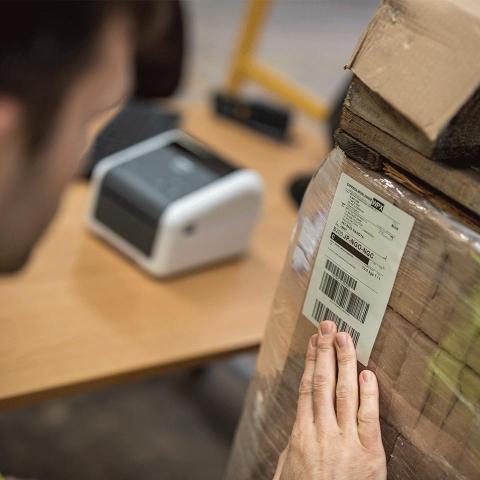 TD-4420DN Professioneller Desktop-Etikettendrucker 5