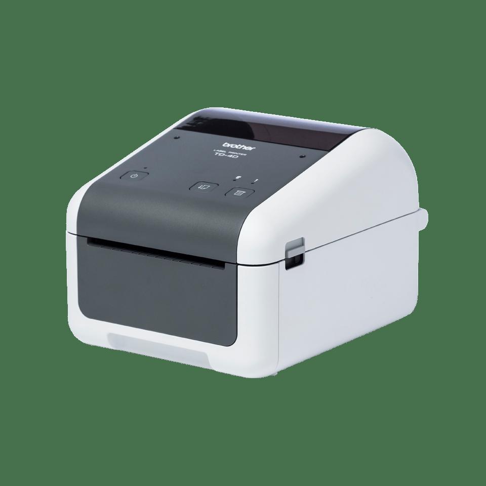TD-4520DN Imprimante d'étiquettes de bureau professionnelle 2