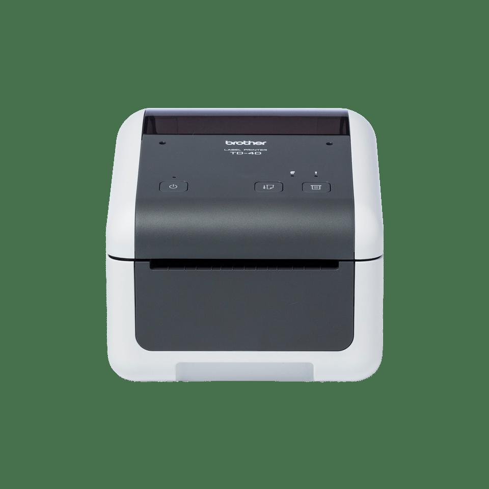 Imprimante d'étiquettes de bureau professionnelle TD-4520DN