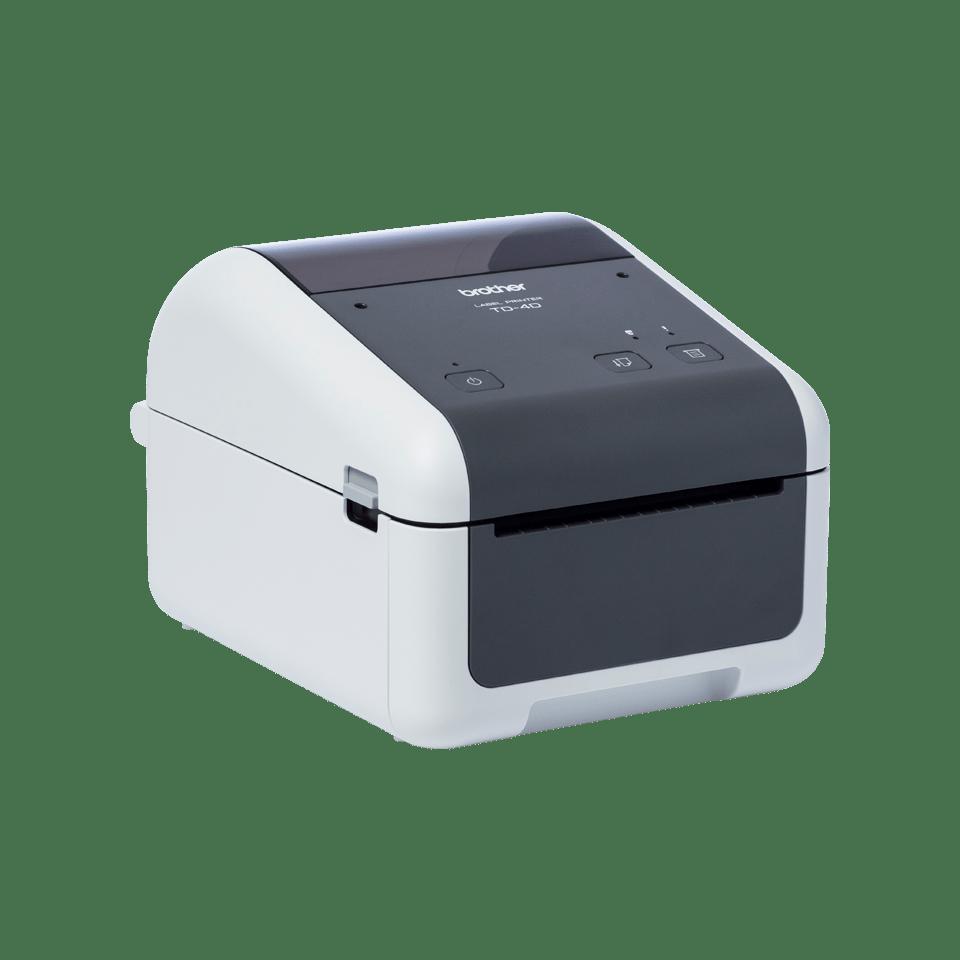 TD-4520DN Imprimante d'étiquettes de bureau professionnelle 3