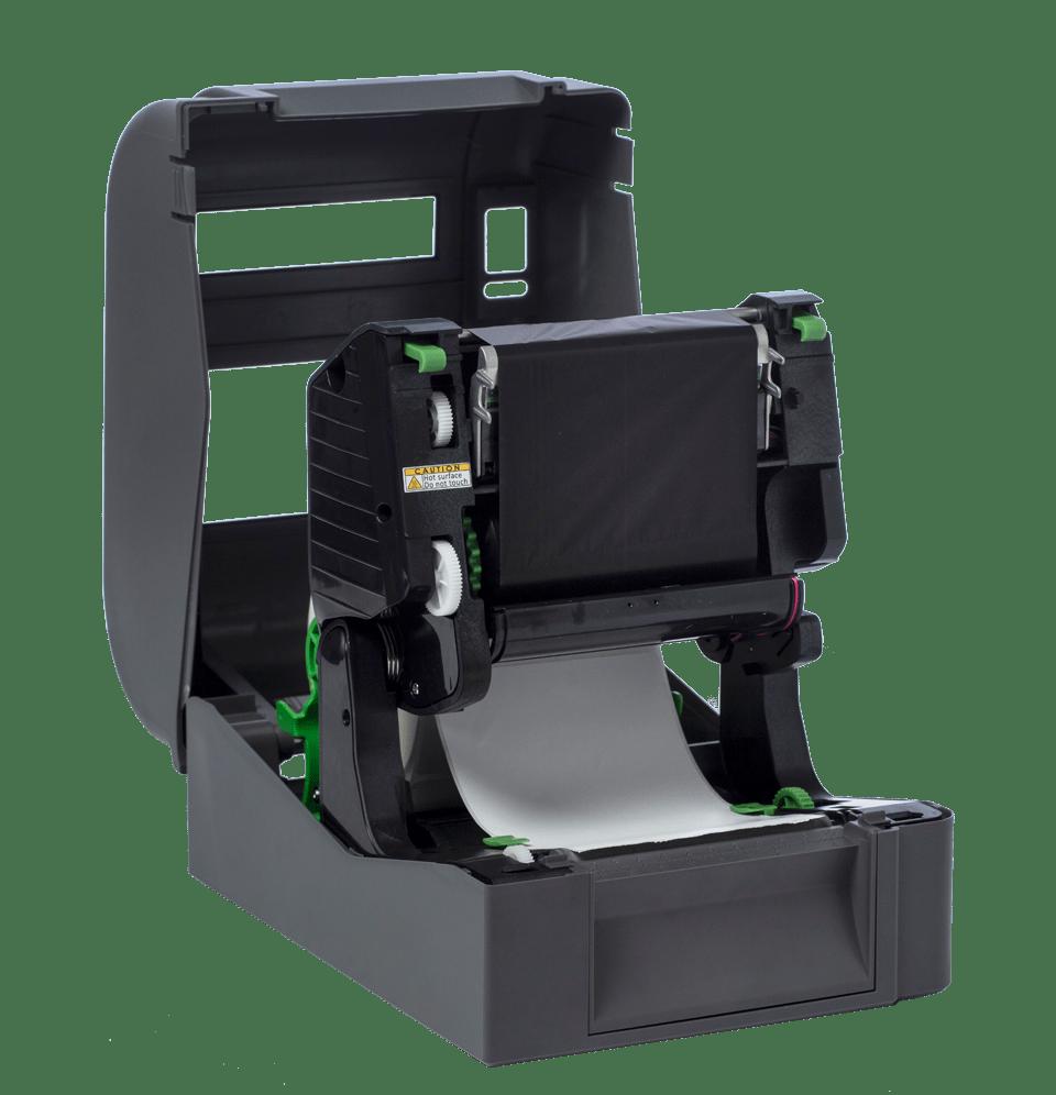 Imprimante d'étiquettes de bureau à transfert thermique Brother TD-4520TN 4