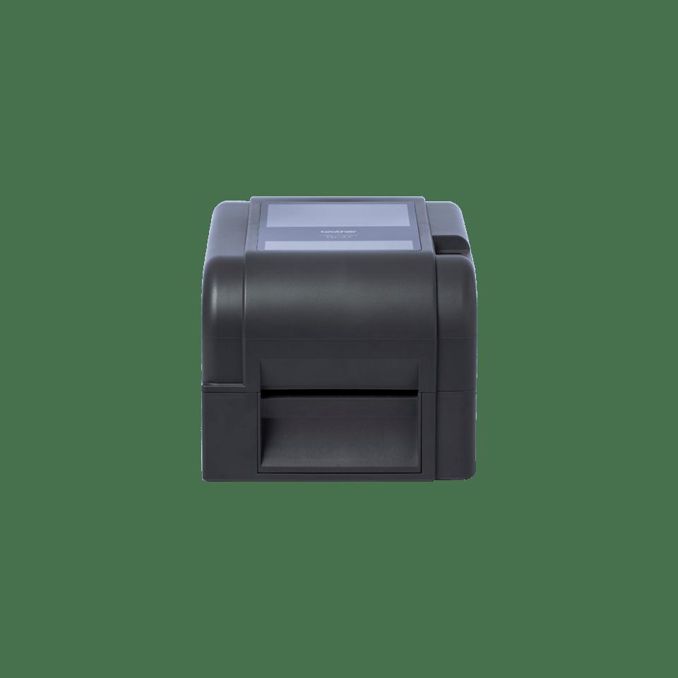 Imprimante d'étiquettes de bureau à transfert thermique Brother TD-4520TN