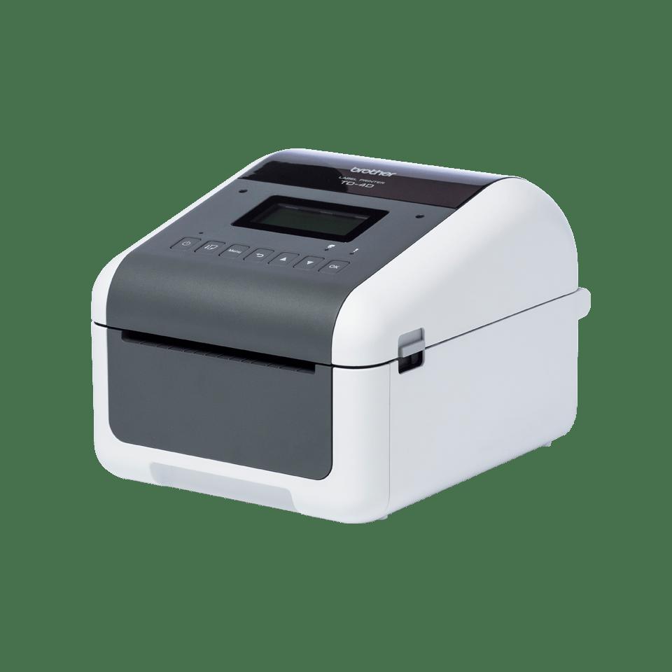 TD-4550DNWB Imprimante d'étiquettes de bureau professionnelle 2