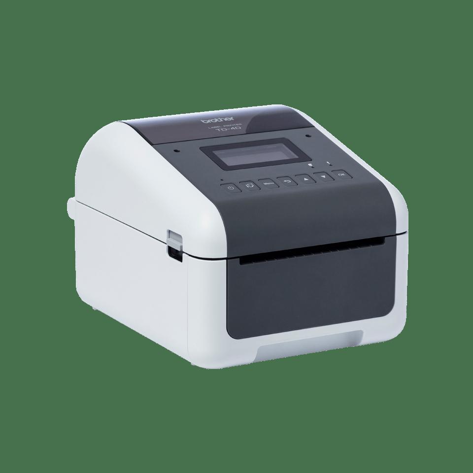 TD-4550DNWB Imprimante d'étiquettes de bureau professionnelle 3