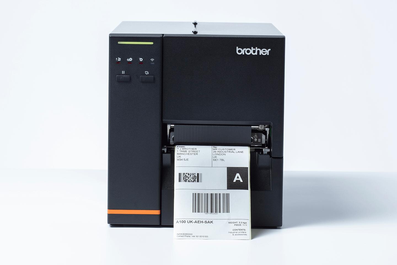 Brother TJ-4020TN Industrie-Etikettendrucker 4