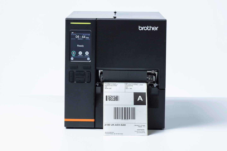 Brother TJ-4021TN Industrie-Etikettendrucker 4