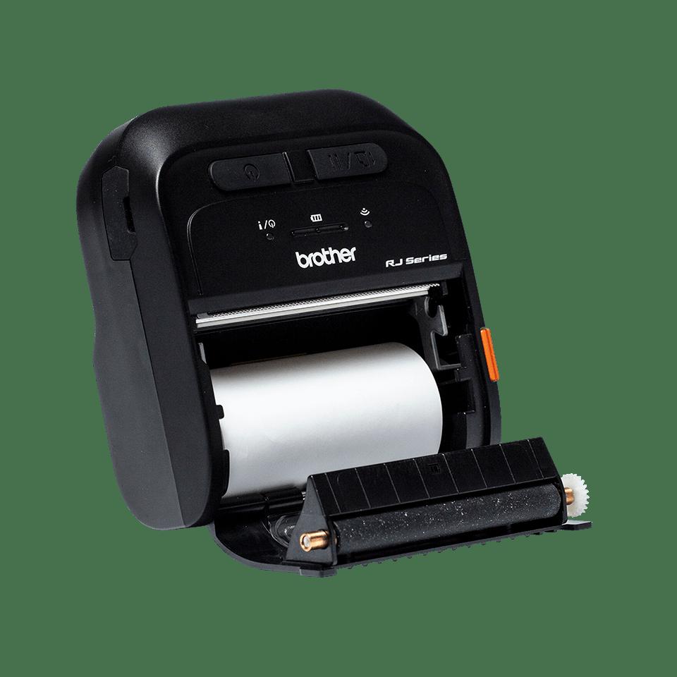 Imprimante de reçus et d'étiquettes mobile Brother RJ-3055WB 4
