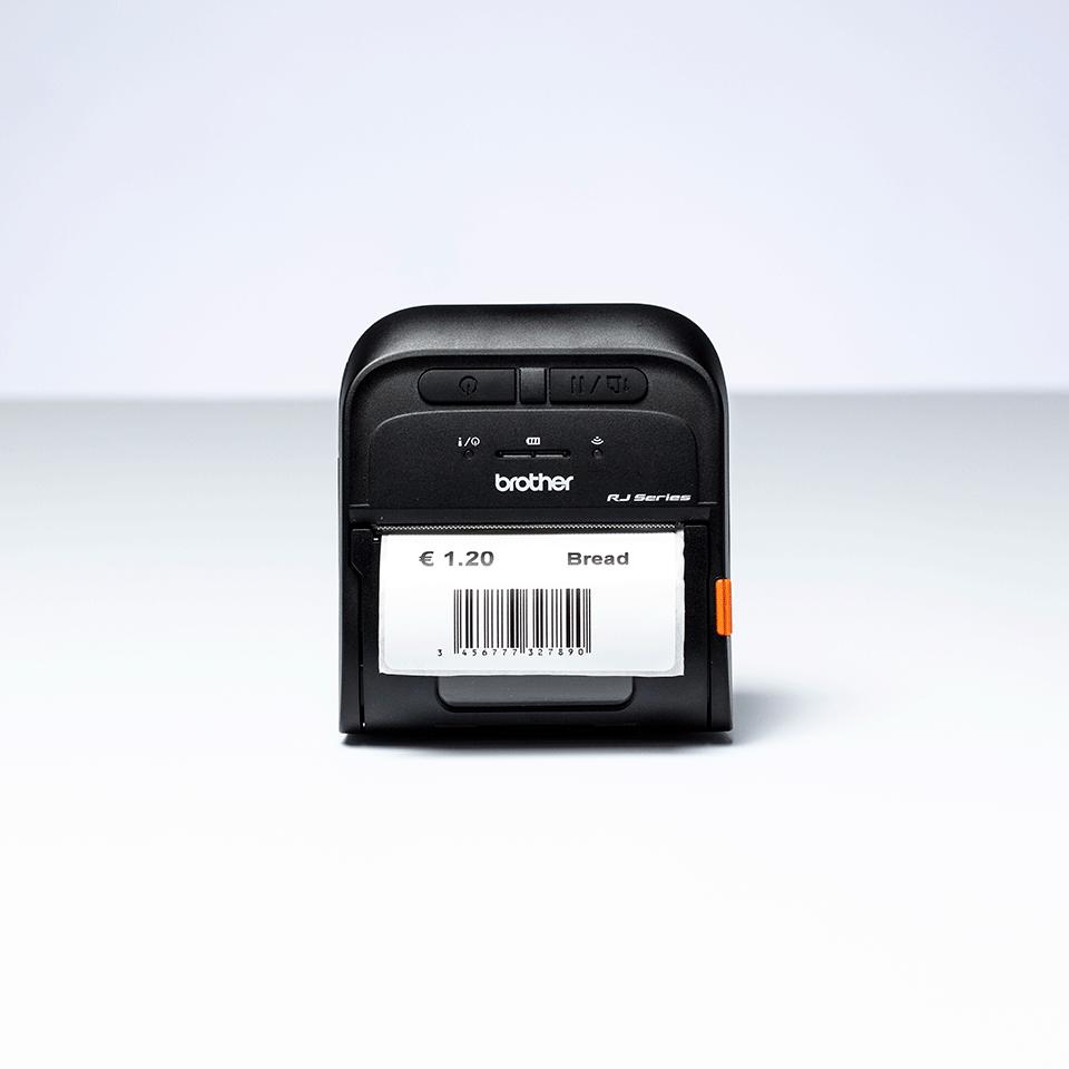 Imprimante de reçus et d'étiquettes mobile Brother RJ-3055WB 5