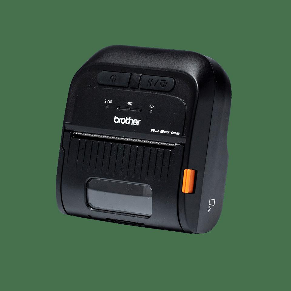 Imprimante de reçus et d'étiquettes mobile Brother RJ-3055WB 3