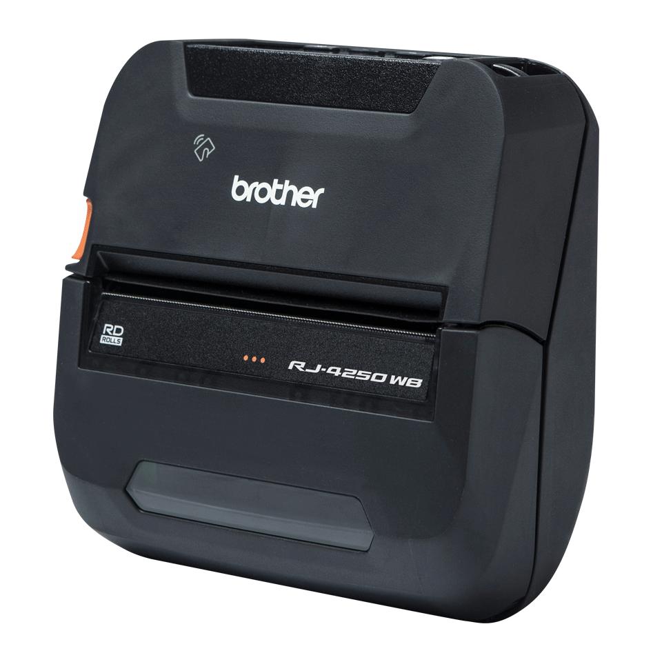 Imprimante mobile 4 pouces robuste RJ-4250WB 2