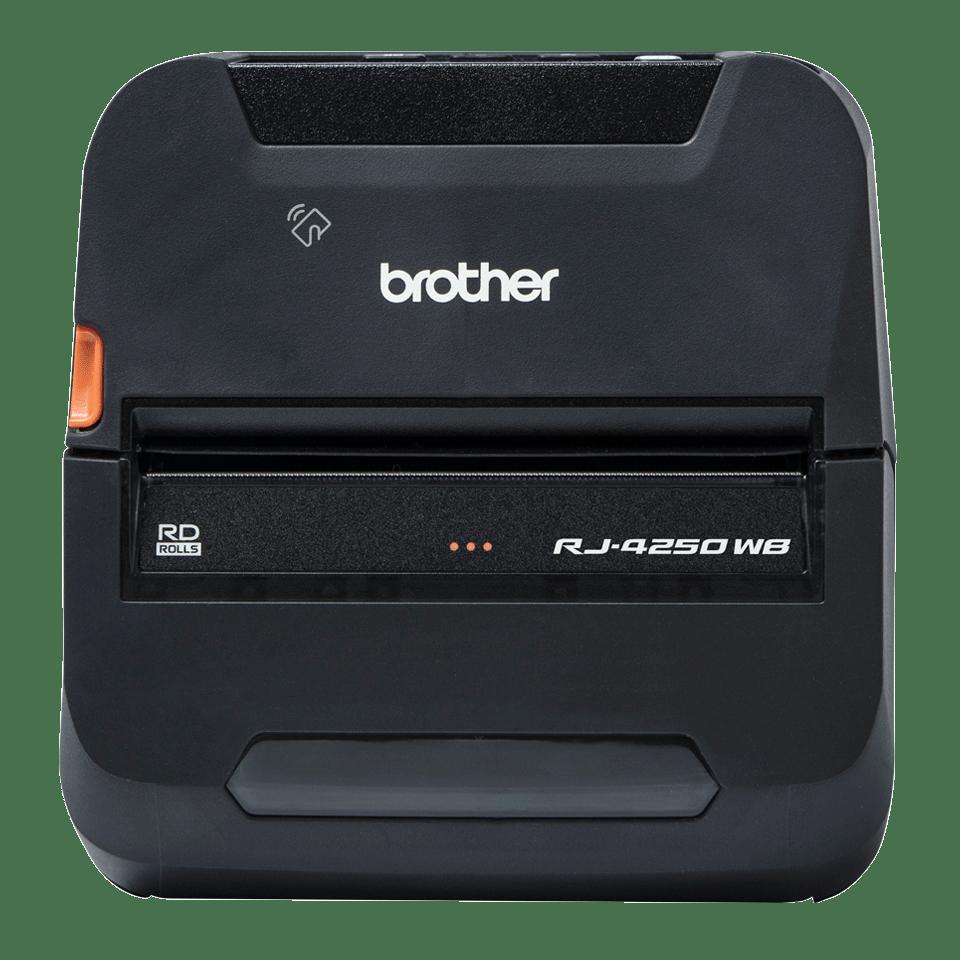 Imprimante mobile 4 pouces robuste RJ-4250WB