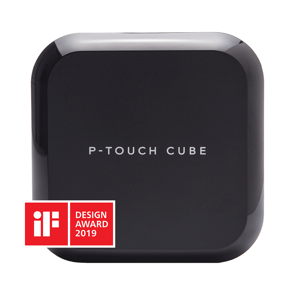 P-touch CUBE Plus (PT-P710BT)
