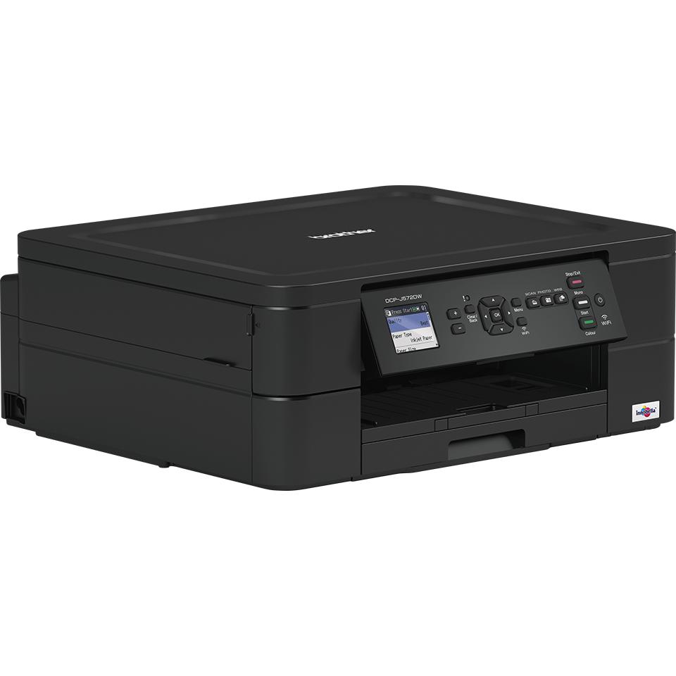 Imprimante jet d'encre couleur Wifi 3-en-1 DCP-J572DW