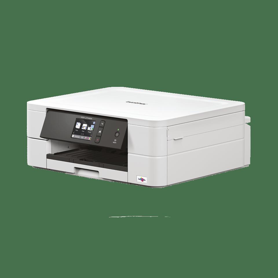 Drahtloser 3-in-1-Tintenstrahl-Farbdrucker DCP-J774DW