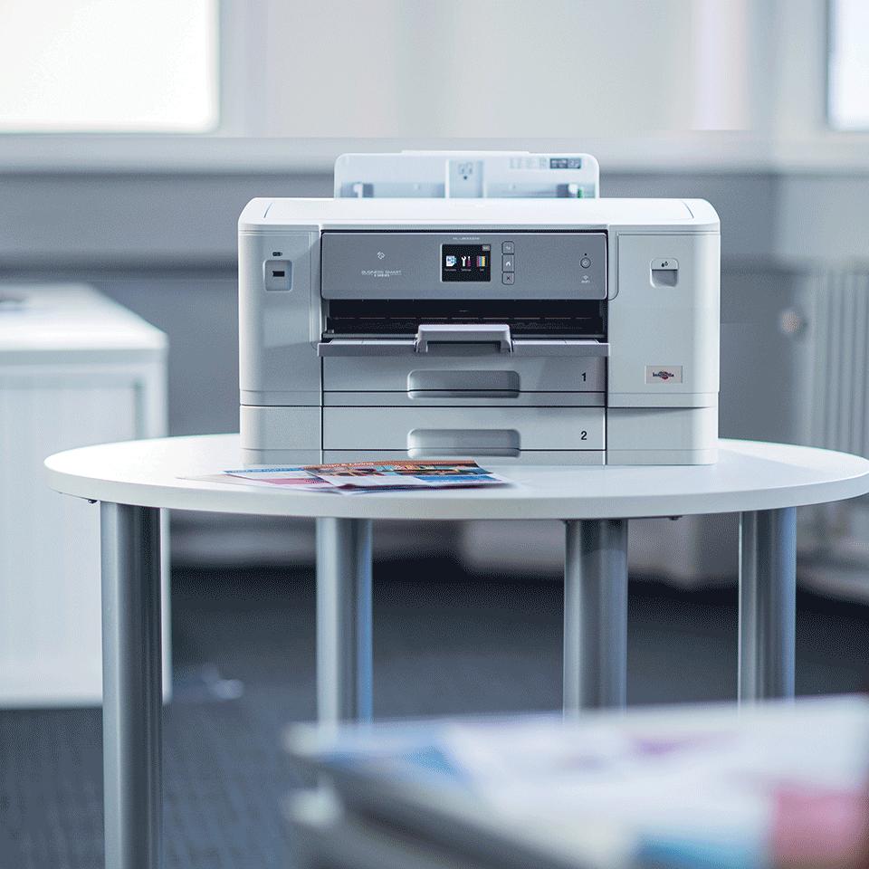 HL-J6000DW kabelloser DIN A3 Tintenstrahl-Farbdrucker 4