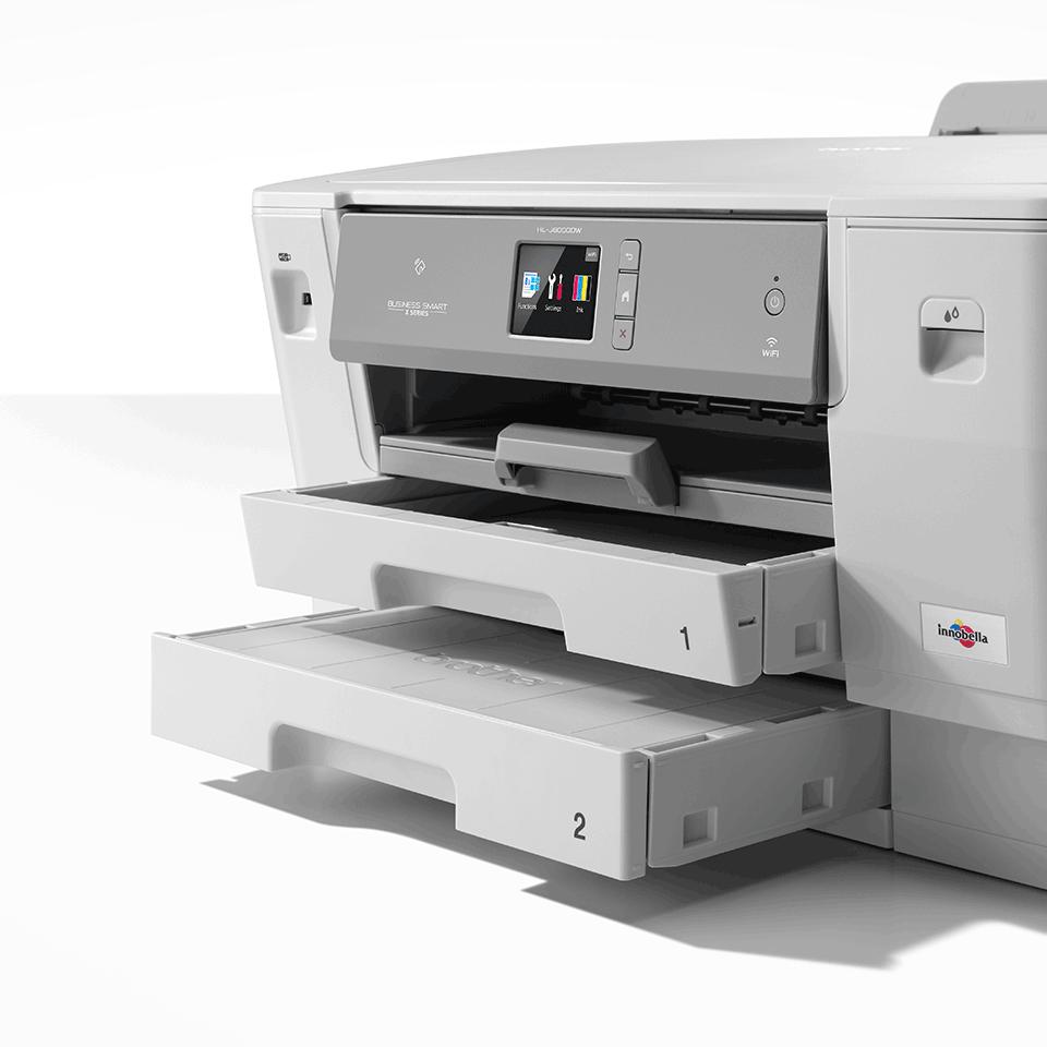 Imprimante jet d'encre couleur A3 sans fil HL-J6000DW 6