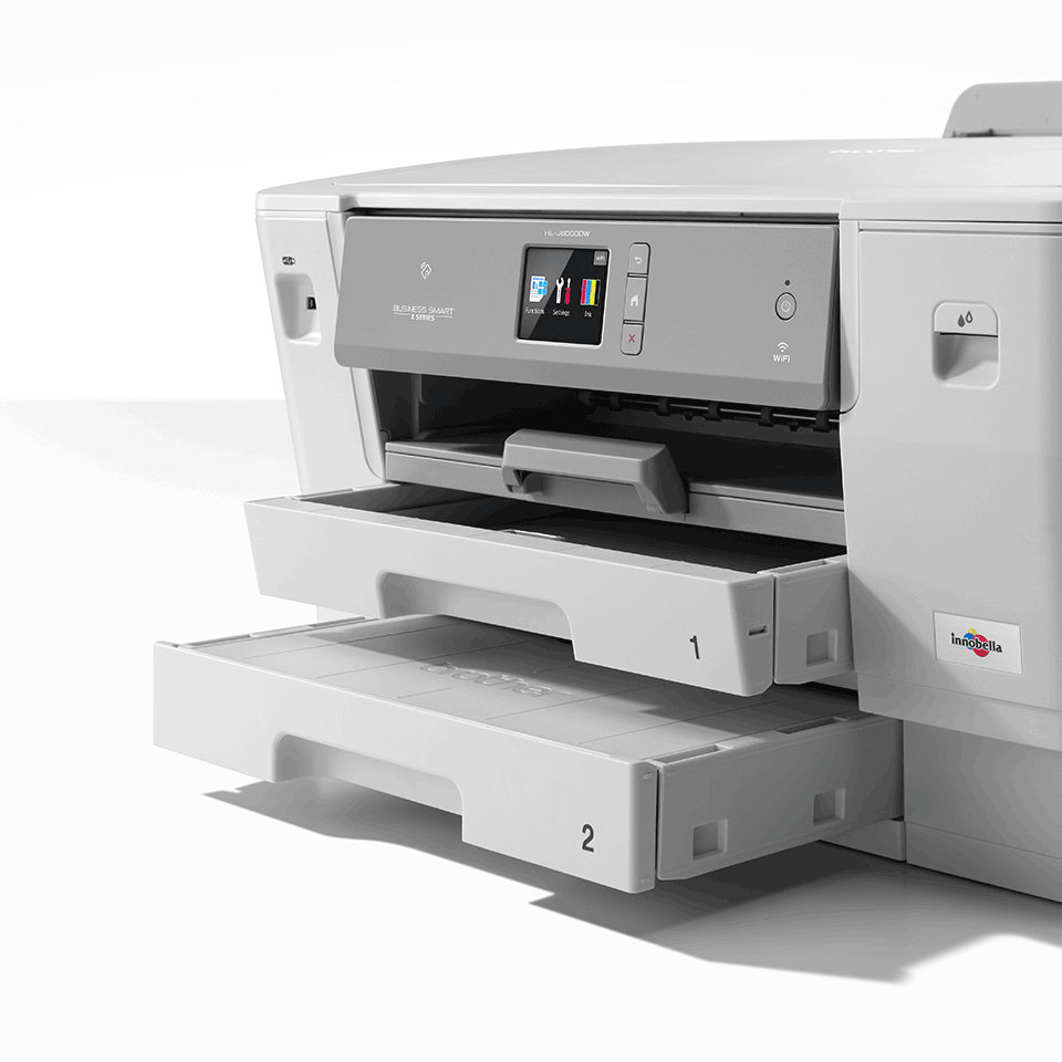 HL-J6000DW kabelloser DIN A3 Tintenstrahl-Farbdrucker 6