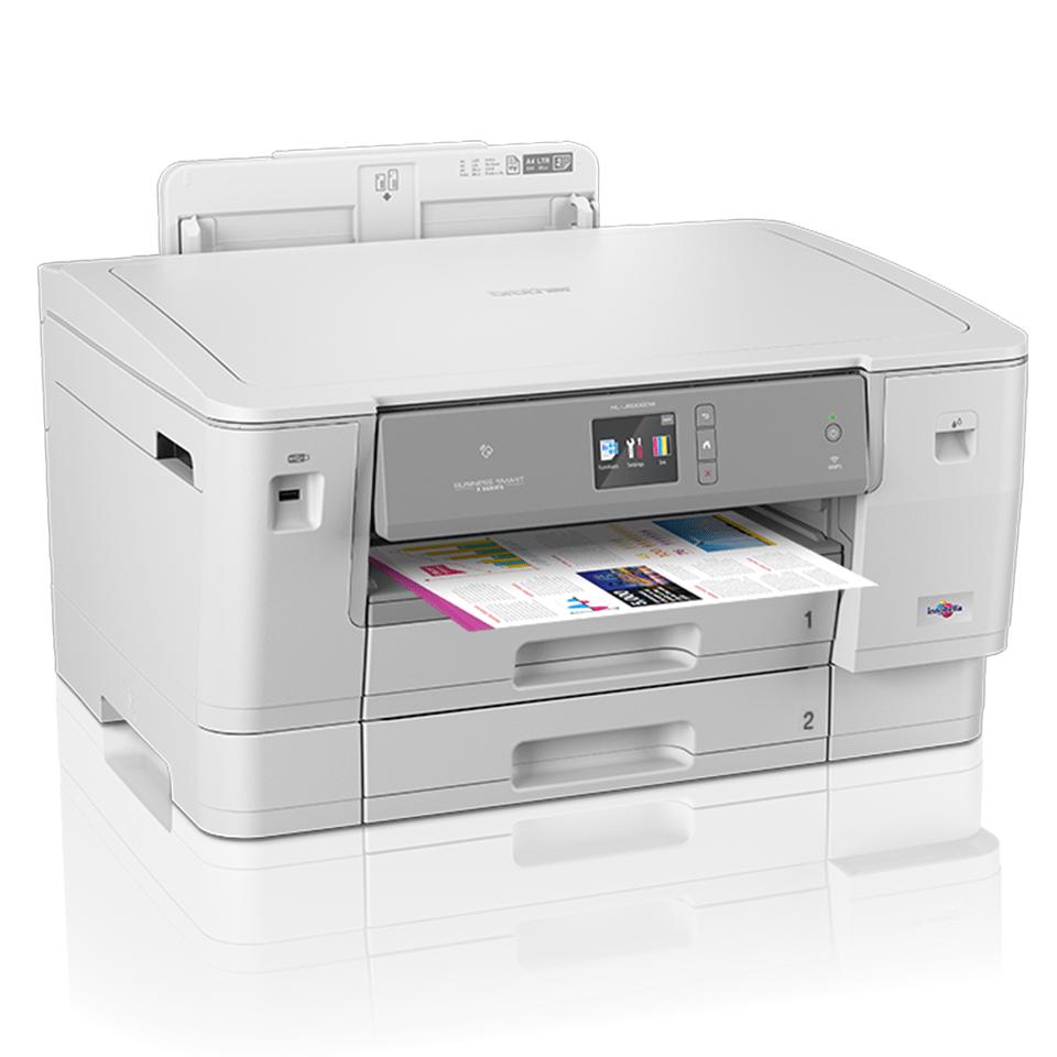 Imprimante jet d'encre couleur A3 sans fil HL-J6000DW 2