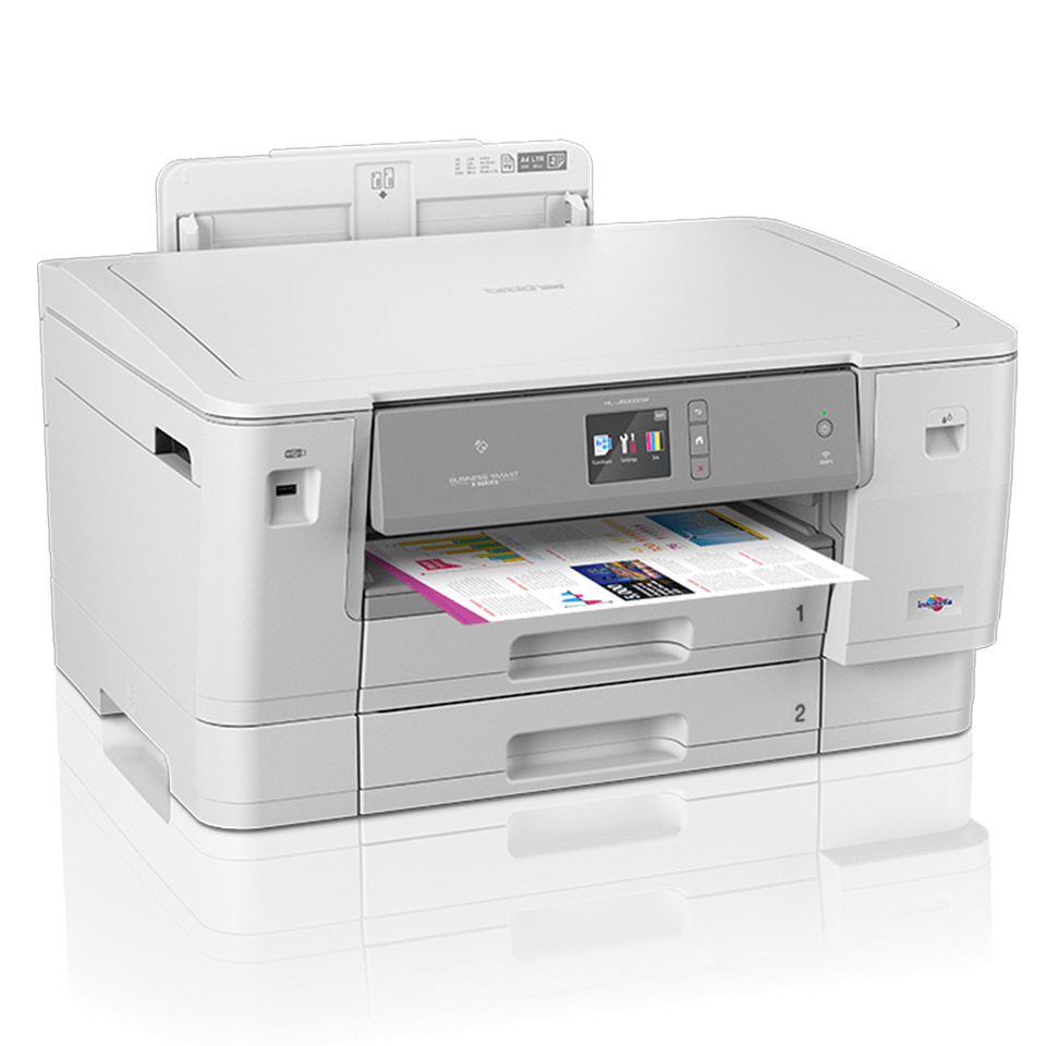 HL-J6000DW kabelloser DIN A3 Tintenstrahl-Farbdrucker 2