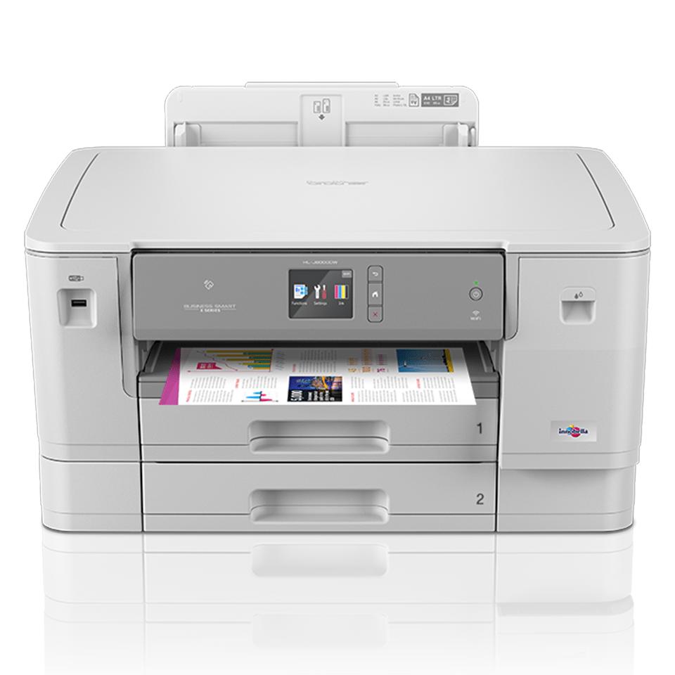 Imprimante jet d'encre couleur A3 sans fil HL-J6000DW