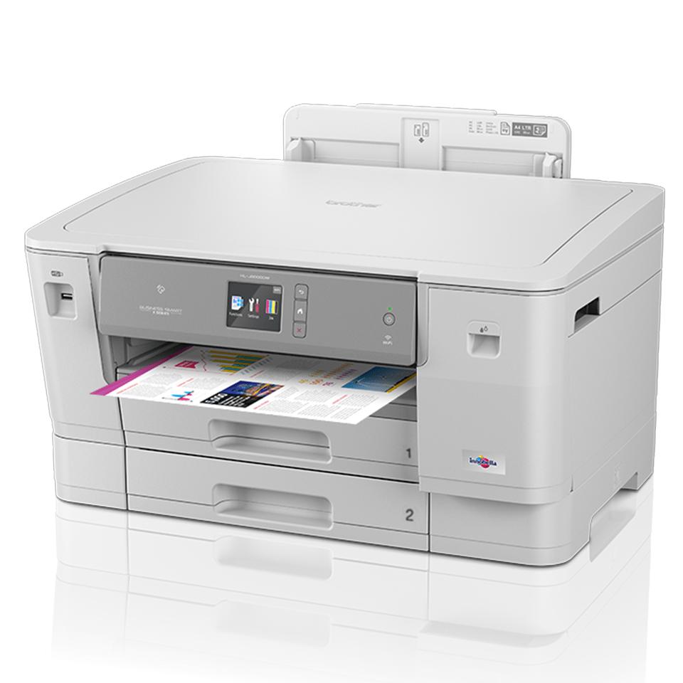 Imprimante jet d'encre couleur A3 sans fil HL-J6000DW 3