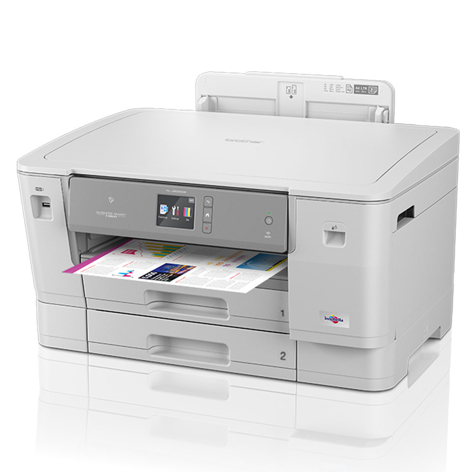 HL-J6000DW kabelloser DIN A3 Tintenstrahl-Farbdrucker 3