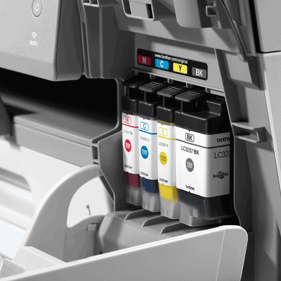 HL-J6100DW kabelloser DIN A3 Tintenstrahl-Farbdrucker 6