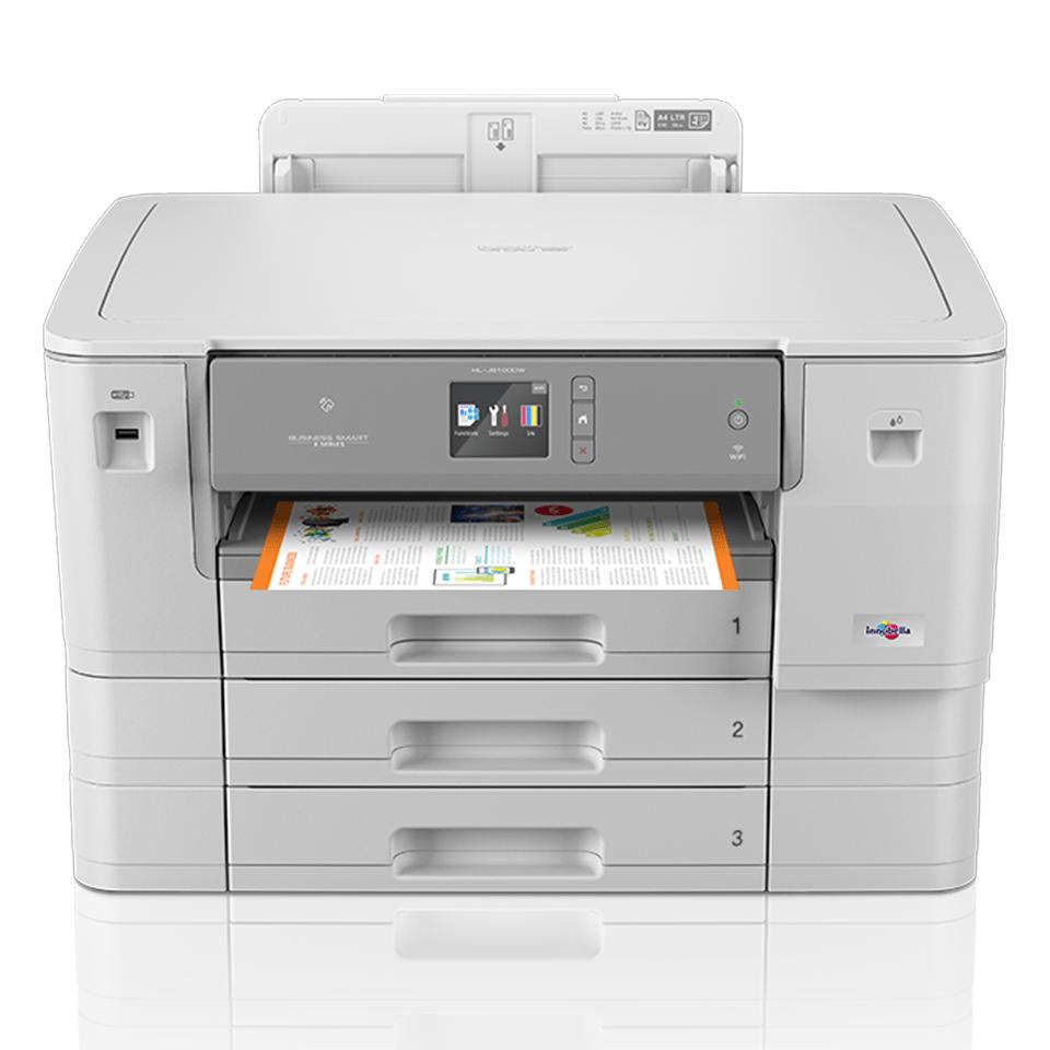 HL-J6100DW kabelloser DIN A3 Tintenstrahl-Farbdrucker