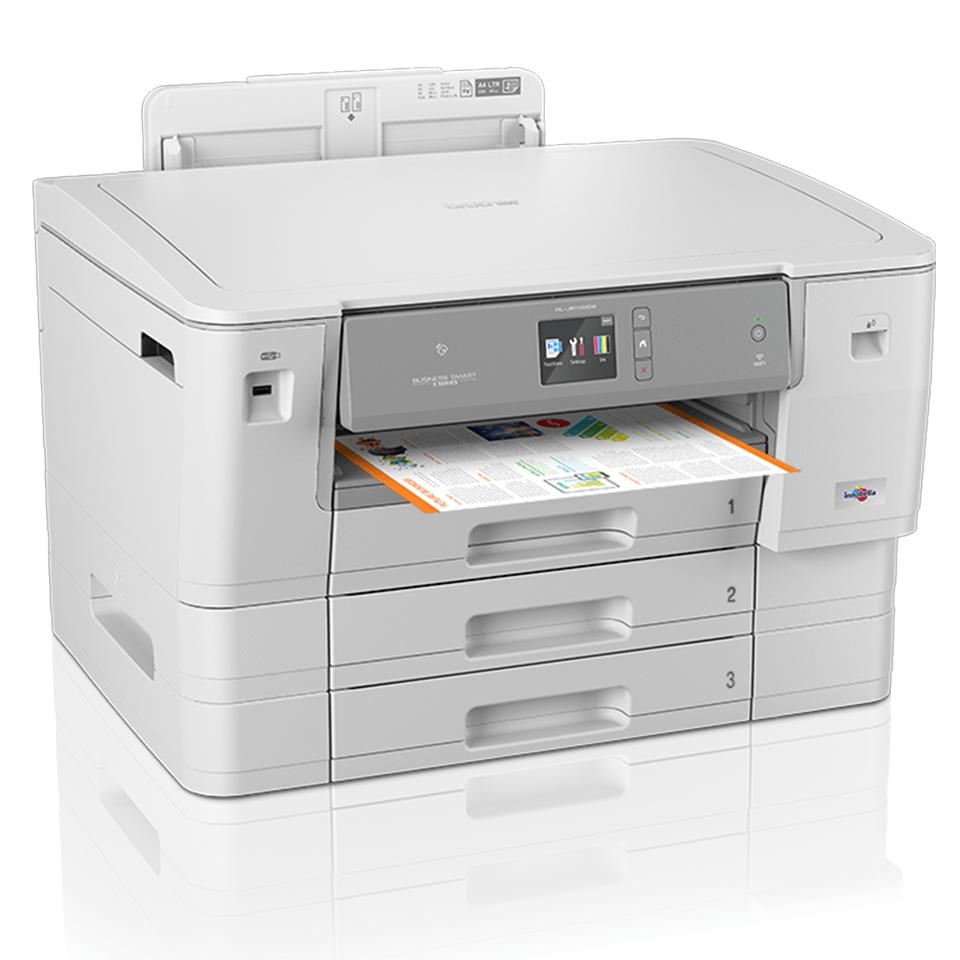 Imprimante jet d'encre couleur A3 sans fil HL-J6100DW 3