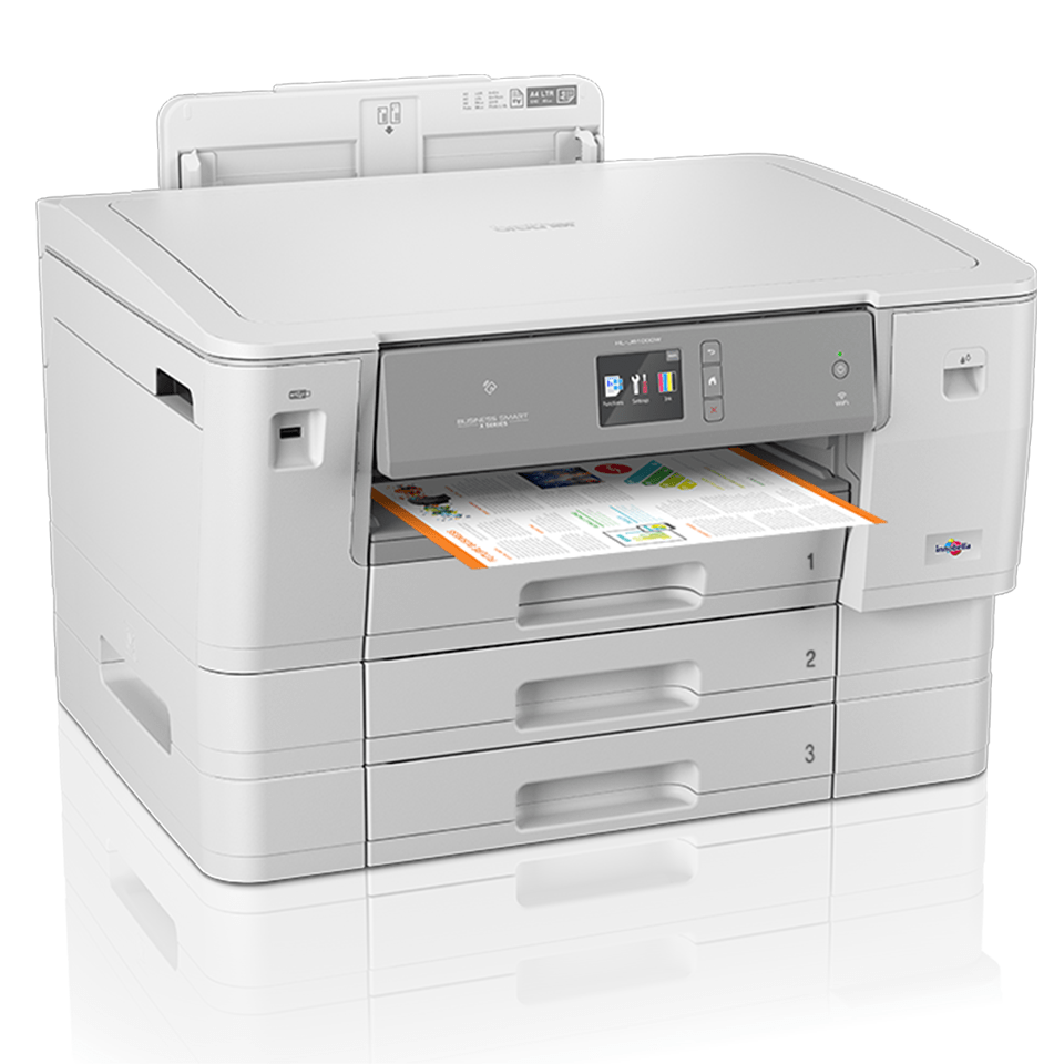 HL-J6100DW Imprimante jet d'encre couleur A3 sans fil 3