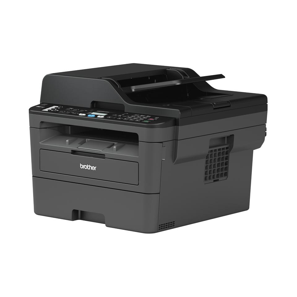 MFC-L2710DN - Compact Wireless 4-in-1 Mono Laser Printer