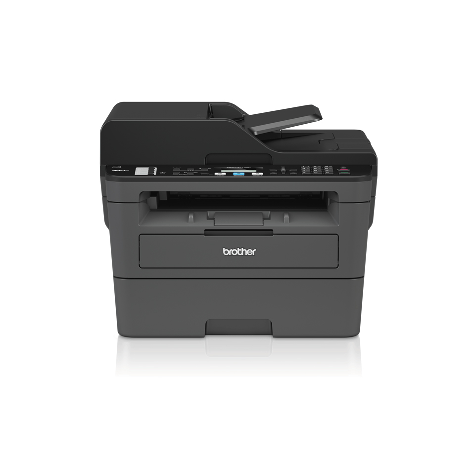 Compact Wireless 4-in-1 Mono Laser Printer - Brother MFC-L2710DN 2