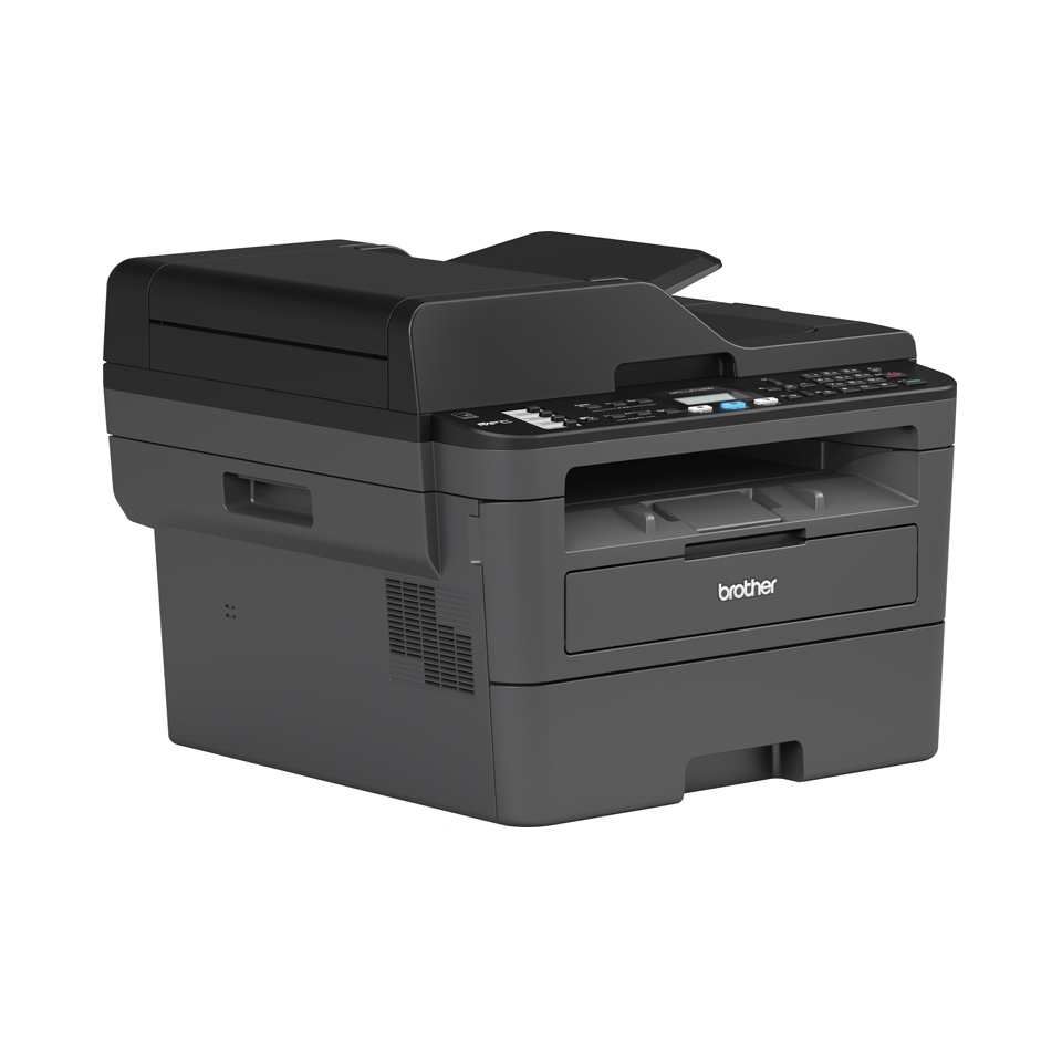 Compact Wireless 4-in-1 Mono Laser Printer - Brother MFC-L2710DN 3