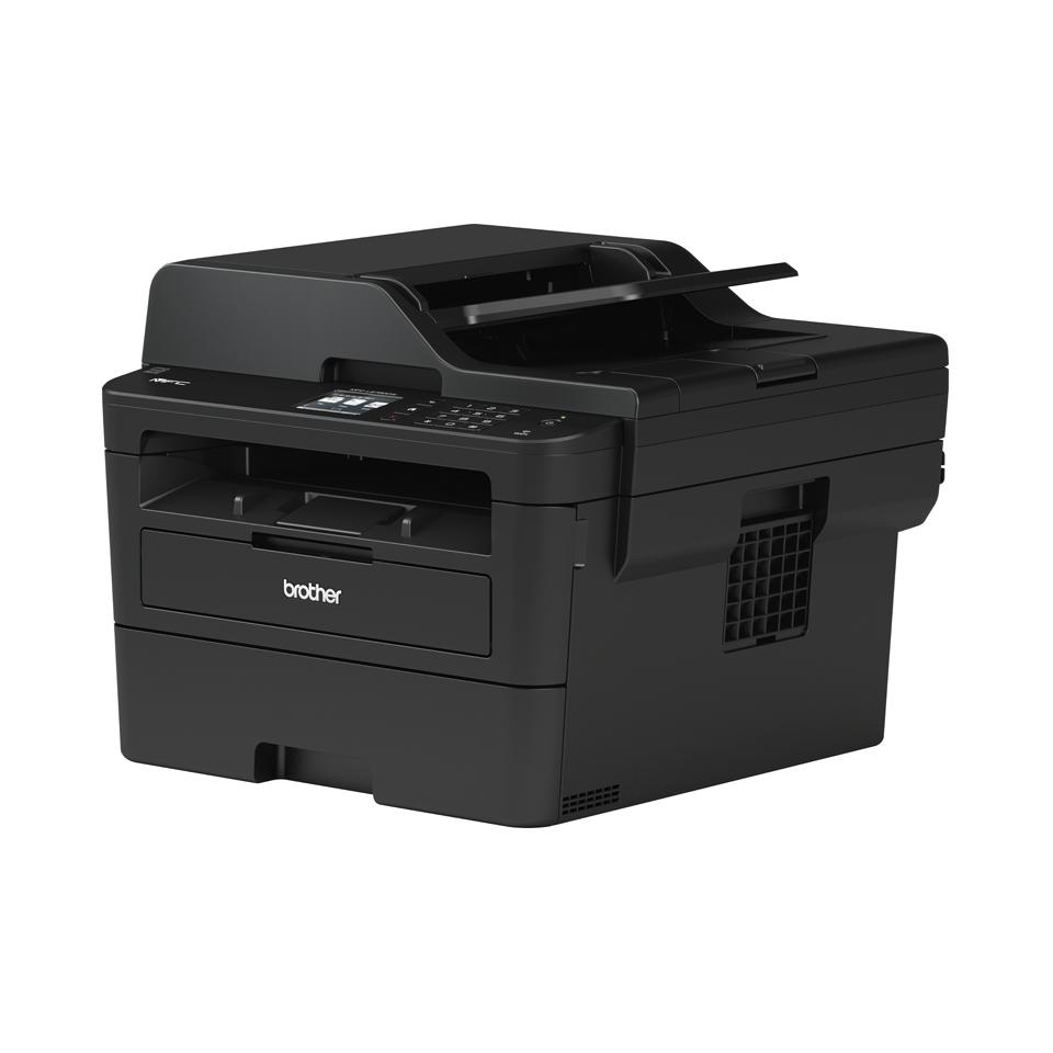 Kompakter 4-in-1 Wireless-Monolaserdrucker – Brother MFC-L2730DW